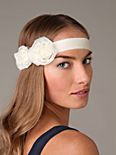 Triple Rose Headband