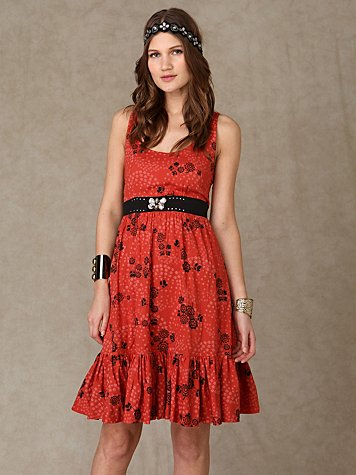 Kasbah Dress at Free People Clothing Boutique from freepeople.com