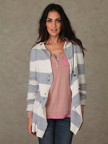 Line of Latitude Cardigan