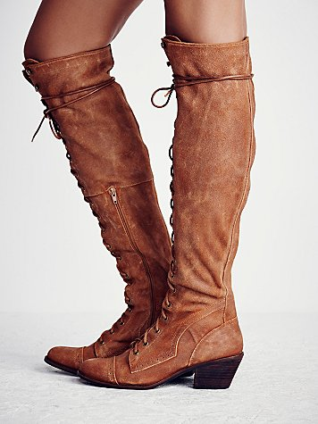 Jeffrey Campbell Joe Lace Up Boot