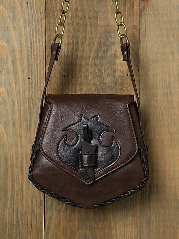 Latigo Horn Crossbody