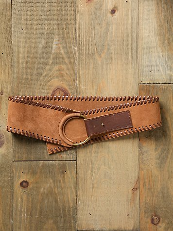 Whipstitch Hip Belt