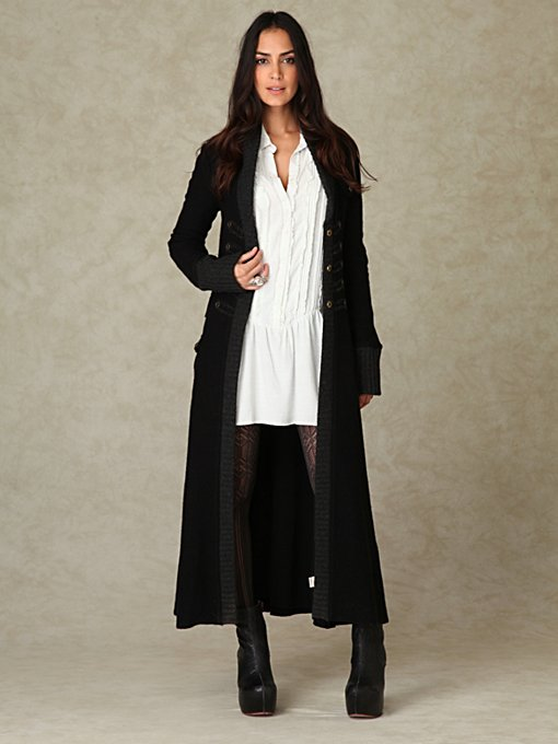 Sergeant Pepper Maxi Coat