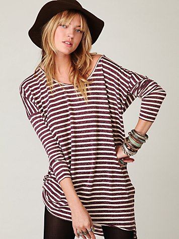 Super Stripe Tee