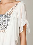 Hearts Flutter Top