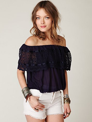 Ibiza Off The Shoulder Top
