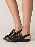 Hedy Lace Up Sandal