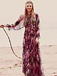 FP-1 Rainforest Maxi Dress