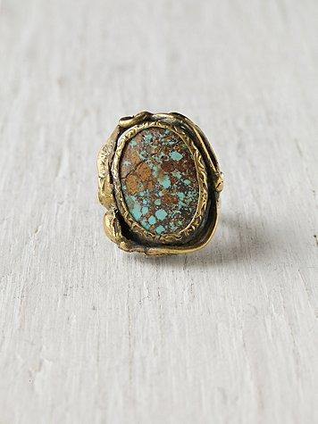 Caspia Stone Ring