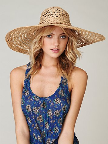 Miranda Sun Hat at Free People Clothing Boutique
