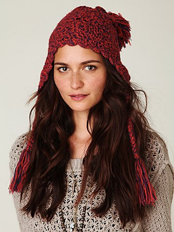 Arjeta Circle Crochet Hat