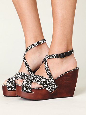 Forget Me Not Platform at Free People Clothing Boutique :  wedges madison harding shoes platforms