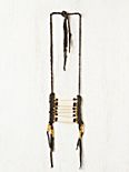 Spotted Eagle Necklace