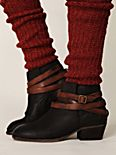Wrapped Ankle Boot