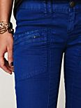 FP Utility Jeans With Zippers
