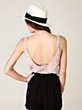 FP New Romantics Embroidered Cami