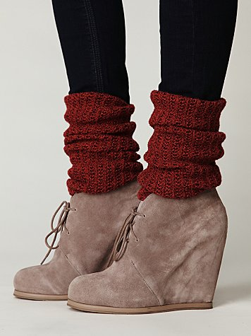Lantana Wedge Ankle Boot
