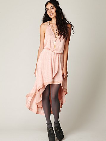 FP New Romantics Persephone Drape Dress