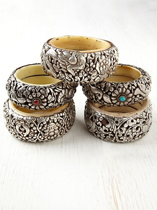 Samsara Chunky Bangle