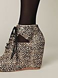 Loara Cut Out Wedge