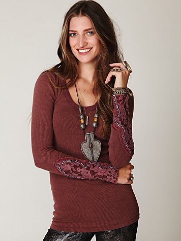 Free People Crafty Cuff Thermal