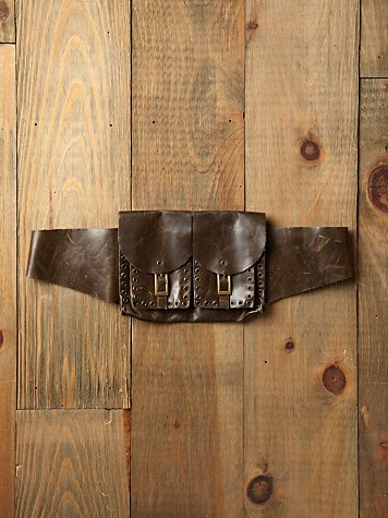 Adrian Pocket Belt