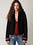 FP ONE Reversible Fur Coat
