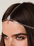 Silverspun Headpiece