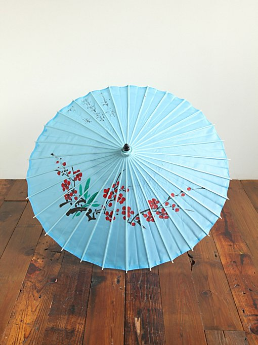Free People Vintage Parasol in Vintage-Objects