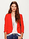 Silk Pop Blazer