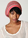 Multi Stripe Beret