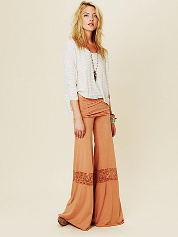 Nightcap Crochet Beach Pant