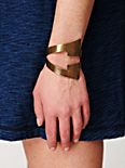 Double Arrow Cuff