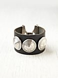 Dynasty Leather Cuff