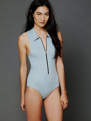 One Teaspoon Ventura Bodysuit