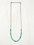 Neon Tide Layering Necklace