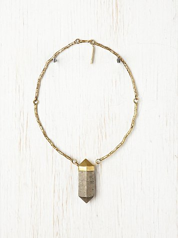Delta of Venus Necklace