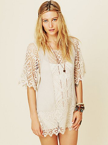 Free People Coachella Valley Tunic