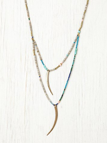 Annie Costello Brown Neur Necklace