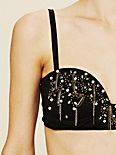 Beads and Chains Bra