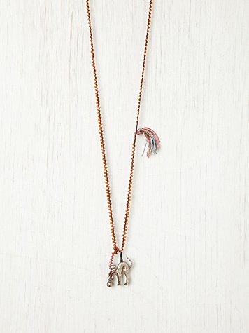 Tassel and Cat Rosary