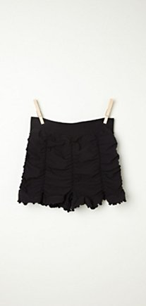 Ruched Seamless Shorts in Intimates-layering-seamless