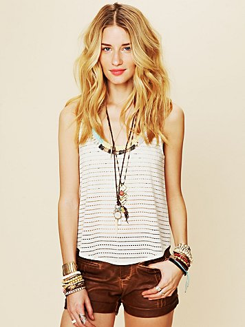 Aztec Louie Top