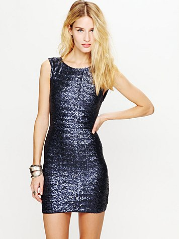 Backstage Lucinda Sequin Dress