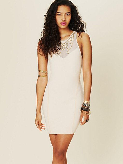 Beaded Beauty Dress
