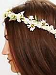 Flower Braid Halo