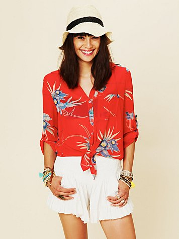 Biscayne Boulevard Buttondown