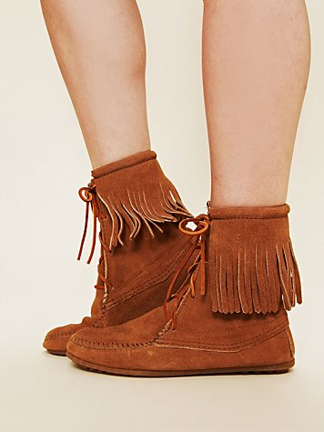 Minnetonka Briar Ankle Hi Boot