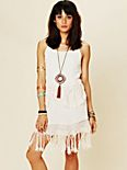 Fringe Dream Mini Dress