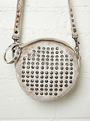 Studded Contra Crossbody